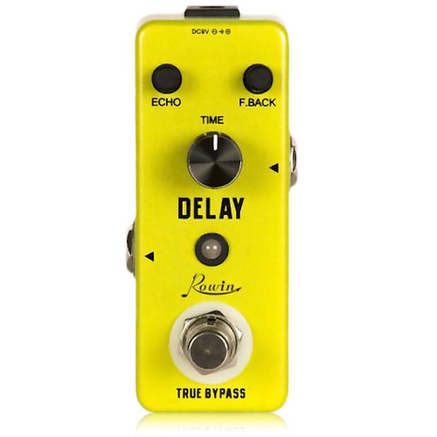 Mini Guitar Pedals For Sale : rowin lef 314 delay analog mini guitar effect pedal 20ms to reverb ~ Hamham.info Haus und Dekorationen