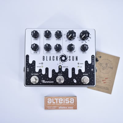 Thermion Black Sun Seattle inspired analog rotophaser