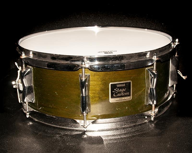 yamaha stage custom snare drum ace drums reverb. Black Bedroom Furniture Sets. Home Design Ideas