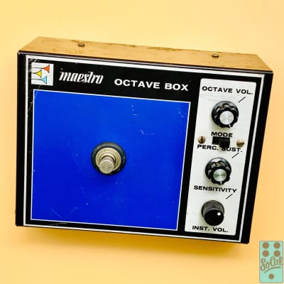 Maestro Vintage Octave Box! for sale