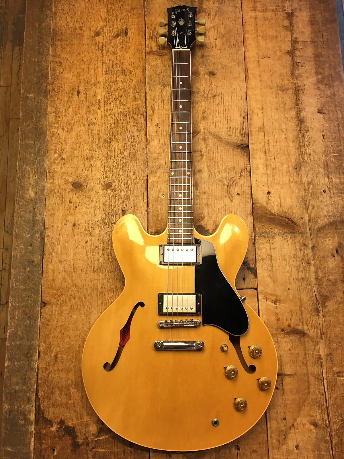 Gibson ES-335 Custom Shop '59 2009 Natural