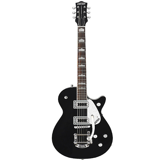 gretsch g5435t electromatic pro jet with bigsby black reverb. Black Bedroom Furniture Sets. Home Design Ideas