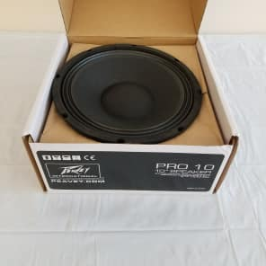 """Peavey 00497060 Pro 10"""" Replacement Subwoofer Speaker - 8 Ohm"""