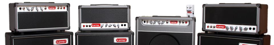 Karma Guitar Amplifiers