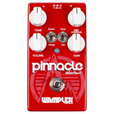 Wampler Updated Pinnacle Standard Distortion Guitar Pedal