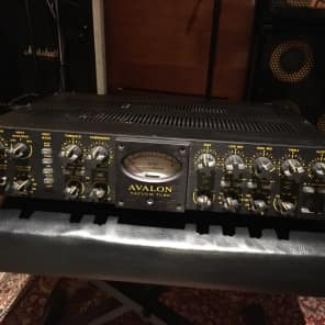 Avalon VT-737SM Mercenary Edition Channel Strip