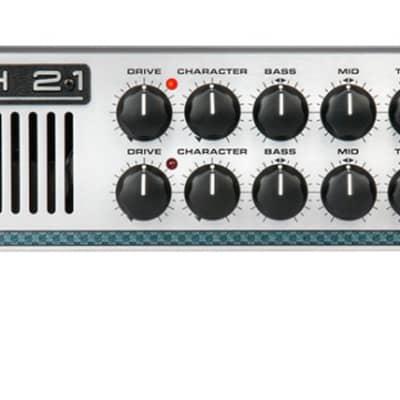 Tech 21 VT Bass 1969 300-Watt Rackmount Bass Head