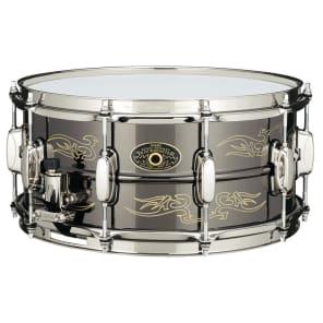 "Tama KA1465 6.5x14"" Kenny Aronoff Trackmaster Signature Brass Snare Drum"