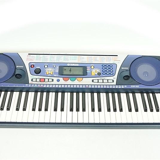 used yamaha psr 262 keyboard 61 key reverb. Black Bedroom Furniture Sets. Home Design Ideas