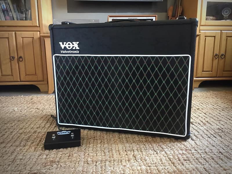 Vox Ad100vt With Custom Vintage Grill And Piping Reverb
