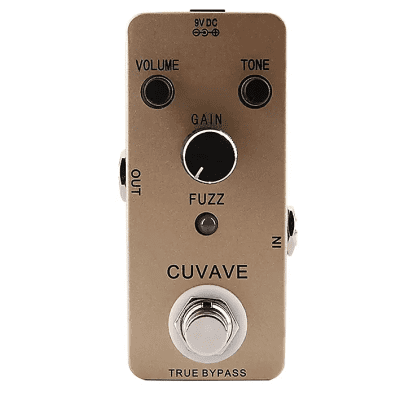 Cuvave Smooth Vintage Style Fuzz