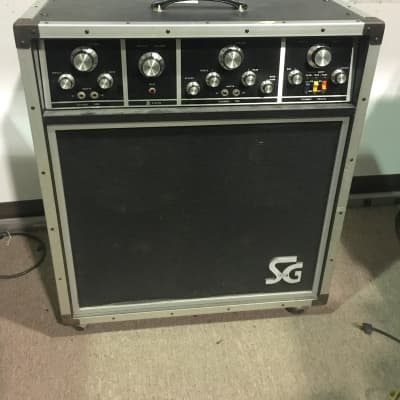 Gibson CMI Electronics SG System Guitar Combo Amplifier w/Modified Power Section - Local Pickup Only for sale