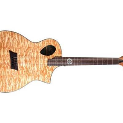 Michael Kelly Forte Port X Acoustic-Electric Guitar (Natural) (Used/Mint) for sale