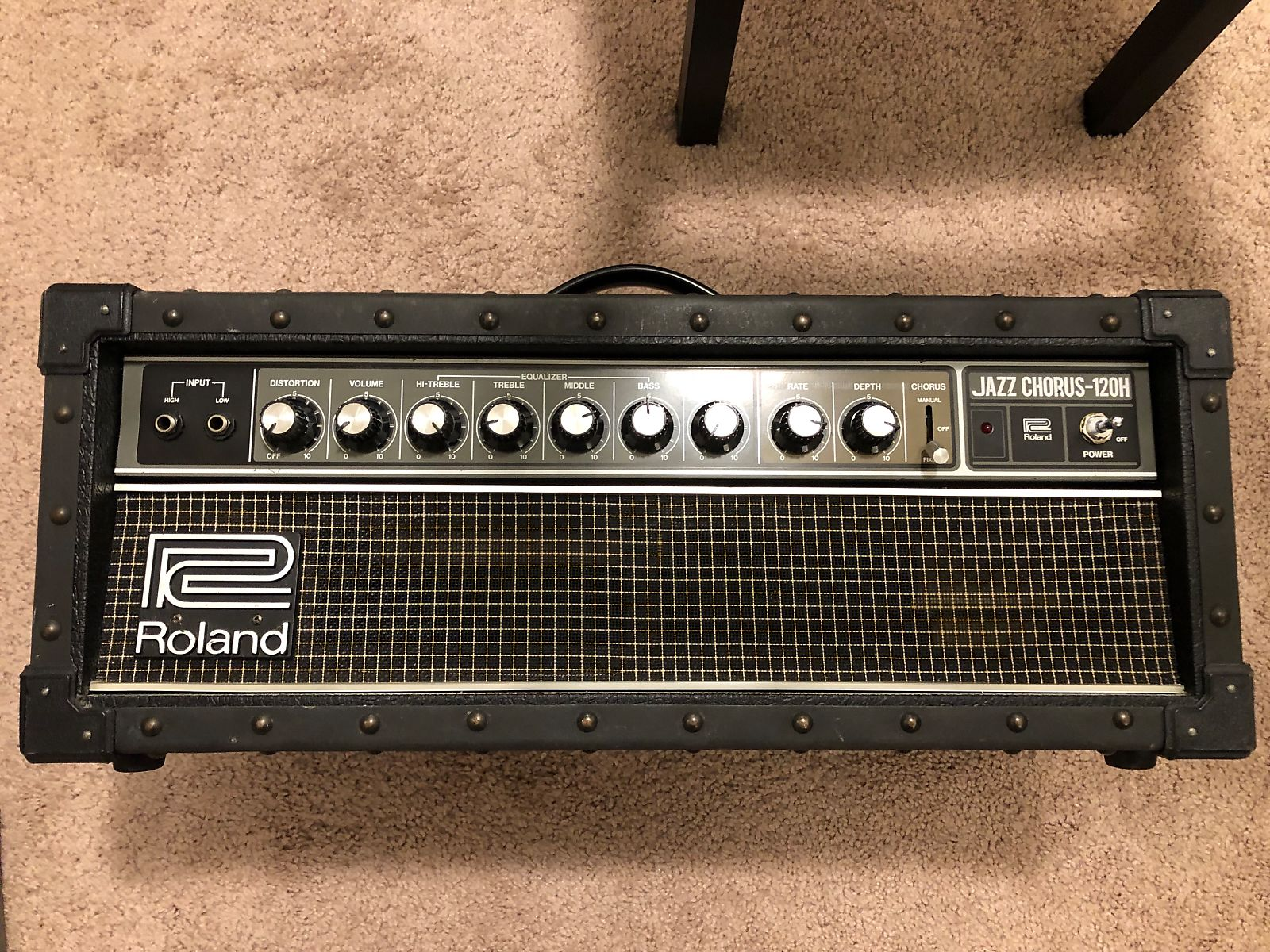 roland jazz chorus jc-120 serial number