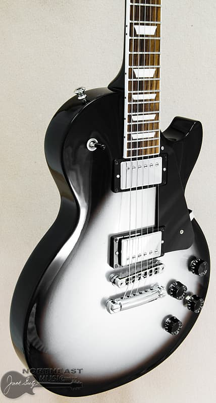 gibson limited edition les paul studio deluxe silverburst reverb. Black Bedroom Furniture Sets. Home Design Ideas