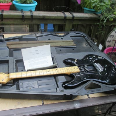 Peavey Patriot with Engard Series 55 Linear Pick-ups with Case. for sale