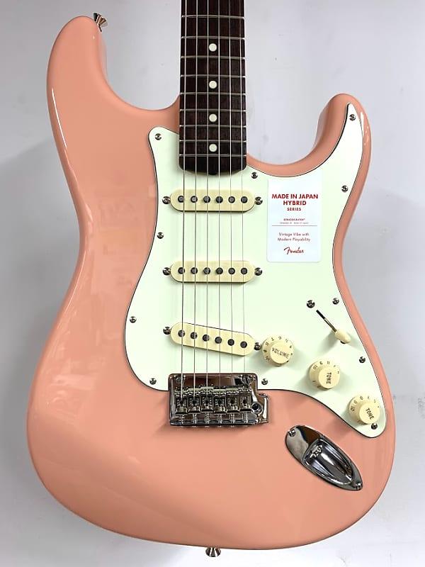 Fender Japan Hybrid 60s Stratocaster 2019 Flamingo Pink