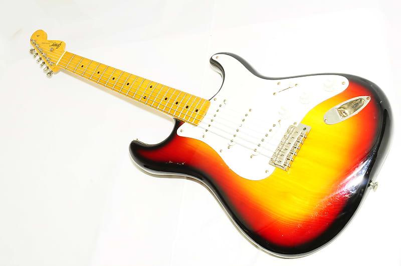 greco se 500 super sound electric guitar ref no 2034 reverb. Black Bedroom Furniture Sets. Home Design Ideas