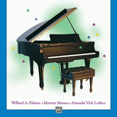 Alfred's Basic Piano Lesson Book Level 5