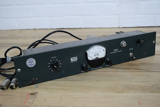 Vintage used compressor something