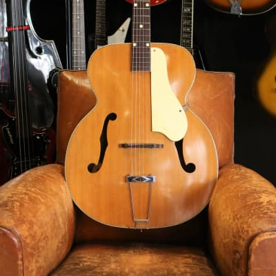 Orpheum Archtop by Kay 1950s Naturelle for sale