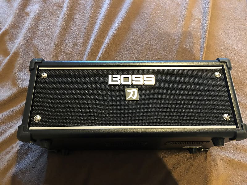 Boss KTN-HEAD Katana 100w Guitar Amp Head | Reverb
