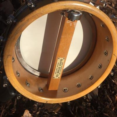 Oliver Ditson Banjo Ukulele, ? Lyon and Healy Manufacture, Donut Tonering Banjo Ukulele  1920s-1930s Natural for sale