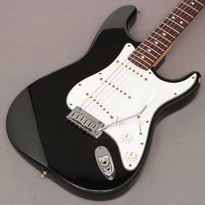 Fender USA Strat Plus MOD Black 1996 for sale