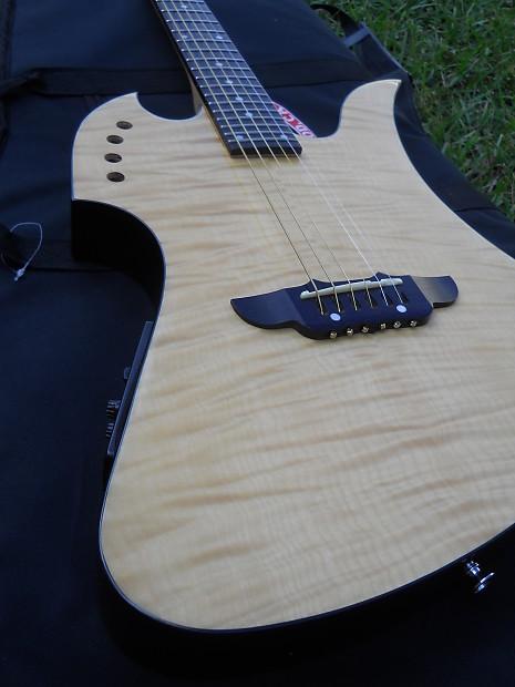 rare bc rich mockingbird thinline acoustic electric guitar reverb. Black Bedroom Furniture Sets. Home Design Ideas