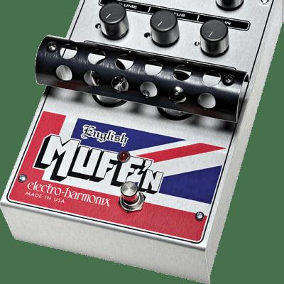 Pedal Electro-Harmonix English Muff'n a válvulas