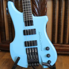 Kubicki Factor 1986 Light Blue Drop D for sale