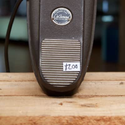 Vintage DE ARMOND 1950's Volume Pedal - hard wired cable for sale