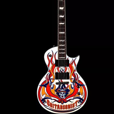 ESP LTD EC-GTA Guitarsonist Graphic 2005