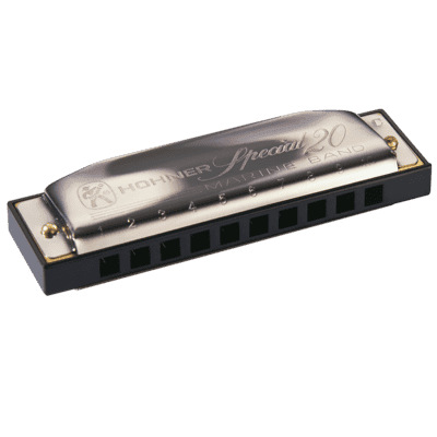 Hohner Special 20 G Harmonica