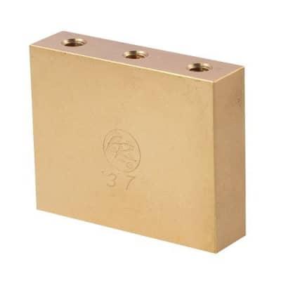 Floyd Rose FRO-FTB 37 Fat Brass tremolo block, 37 mm for sale