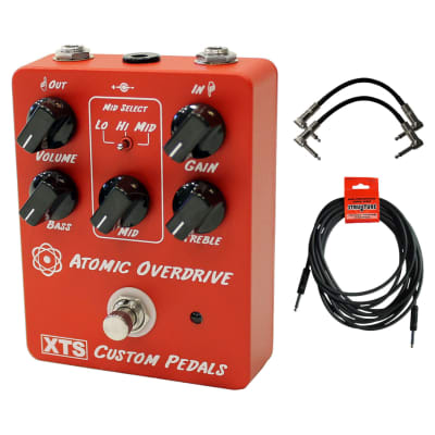 XAct Tone Solutions Atomic Overdrive Pedal