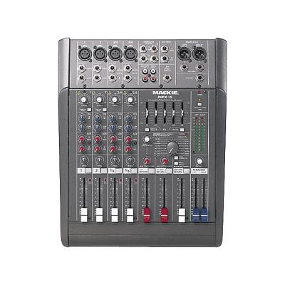 Mackie DFX-6 6-Channel Integrated Live Sound Reinforcement Mixer