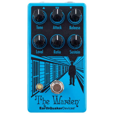 Earthquaker Devices The Warden® Optical Compressor for sale