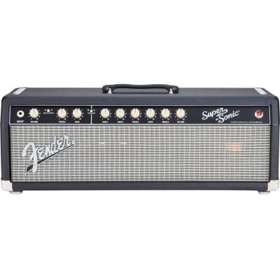 FenderSuper-Sonic 60 Head 2-Channel 60-Watt Guitar Amp Head2010 - 2014