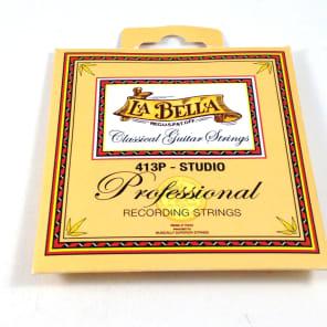 La Bella 413P Studio Classical Guitar Strings - Medium