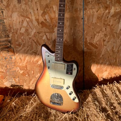 Fender Fender American Ultra Jazzmaster 2019 Mocha Burst for sale