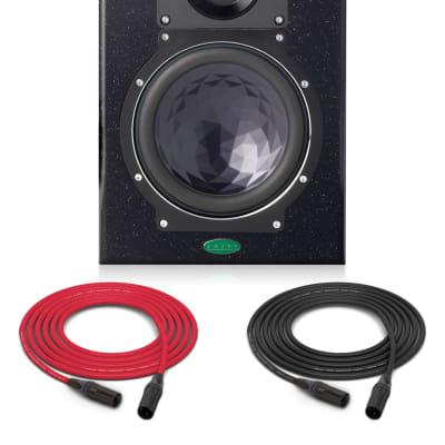 Unity Audio The Rock mkIII DSP Studio Monitors (Single) | Pro Audio LA