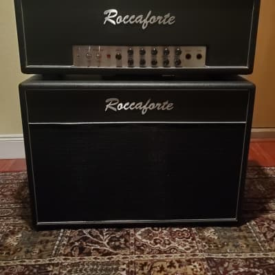 Roccaforte Jenelle 80/100 Head & Roccaforte 2x12 Cabinet for sale