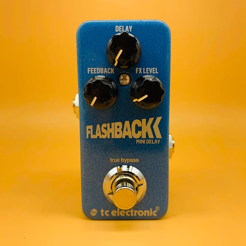 tc electronic flashback mini delay socal amplification reverb. Black Bedroom Furniture Sets. Home Design Ideas