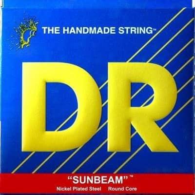 DR SUNBEAM™ - Nickel Plated Bass Strings: 5-String Medium 45-125