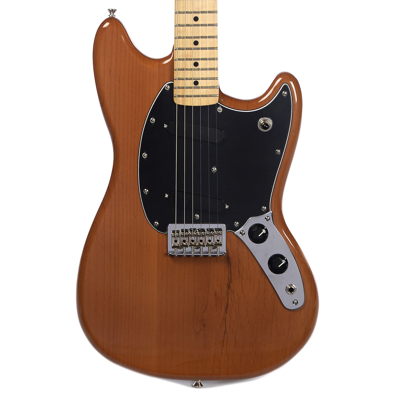 Fender Offset Series Mustang Faded Mocha FSR (CME Exclusive)
