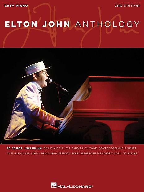 Elton John Anthology (2Nd Edition) | My Music Life