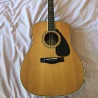 <p>Yamaha FG-461S 1994 Natural</p>  for sale