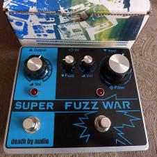 Death By Audio Limited Edition Super Fuzz War