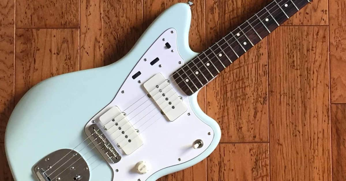 Fantastisch Fender Jazzmaster Verkabelung Ideen - Elektrische ...